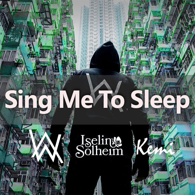sing me to sleep 图片