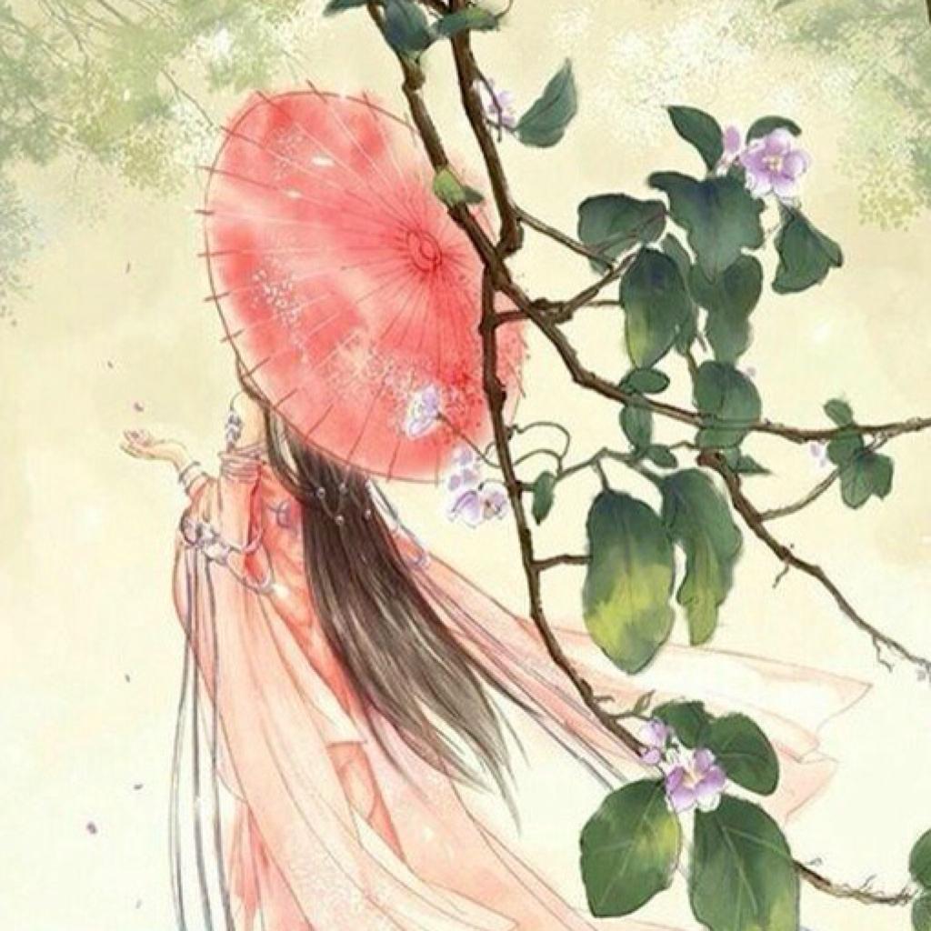 『唯美古风』陪你看十里桃花