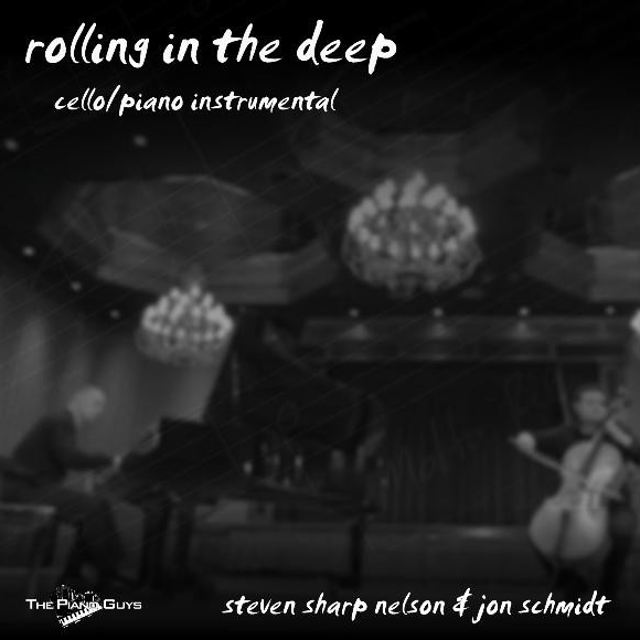 Rolling In The Deep (Piano/cello Instrumental Cover)