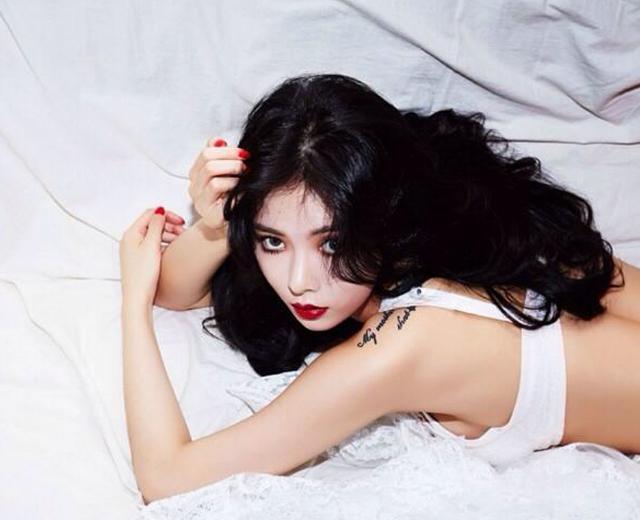 韩国女歌手排行榜_2014韩国性感黑丝shaofu美女图片女歌手排名_沪江图片