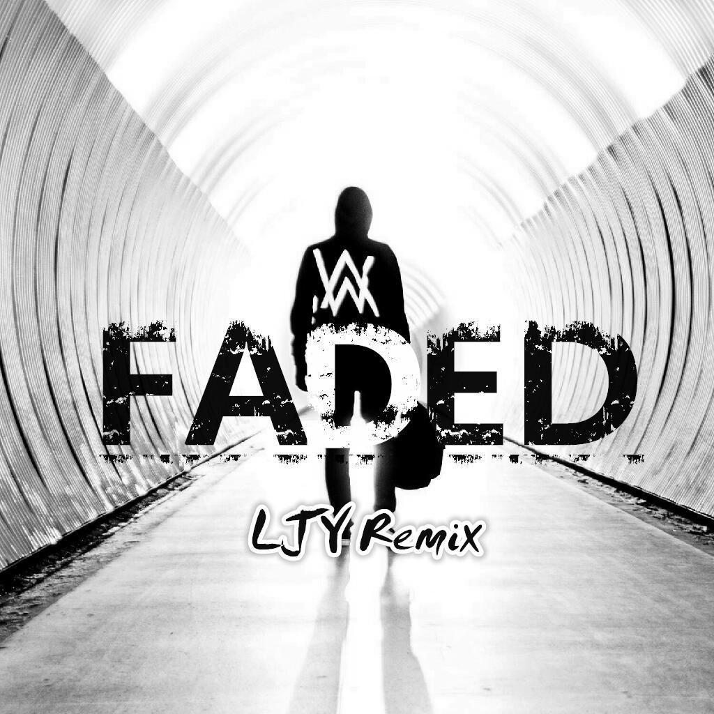 faded阿卡贝拉谱子-faded专辑封面
