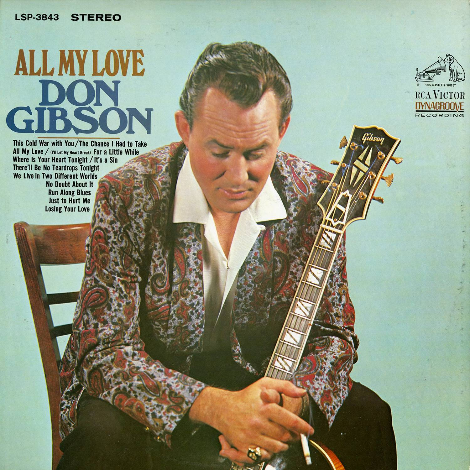 Don gibson: some favorites of mine at records by mail