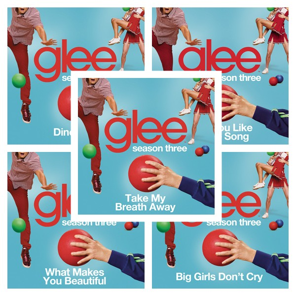 love you like   love song   glee cast图片