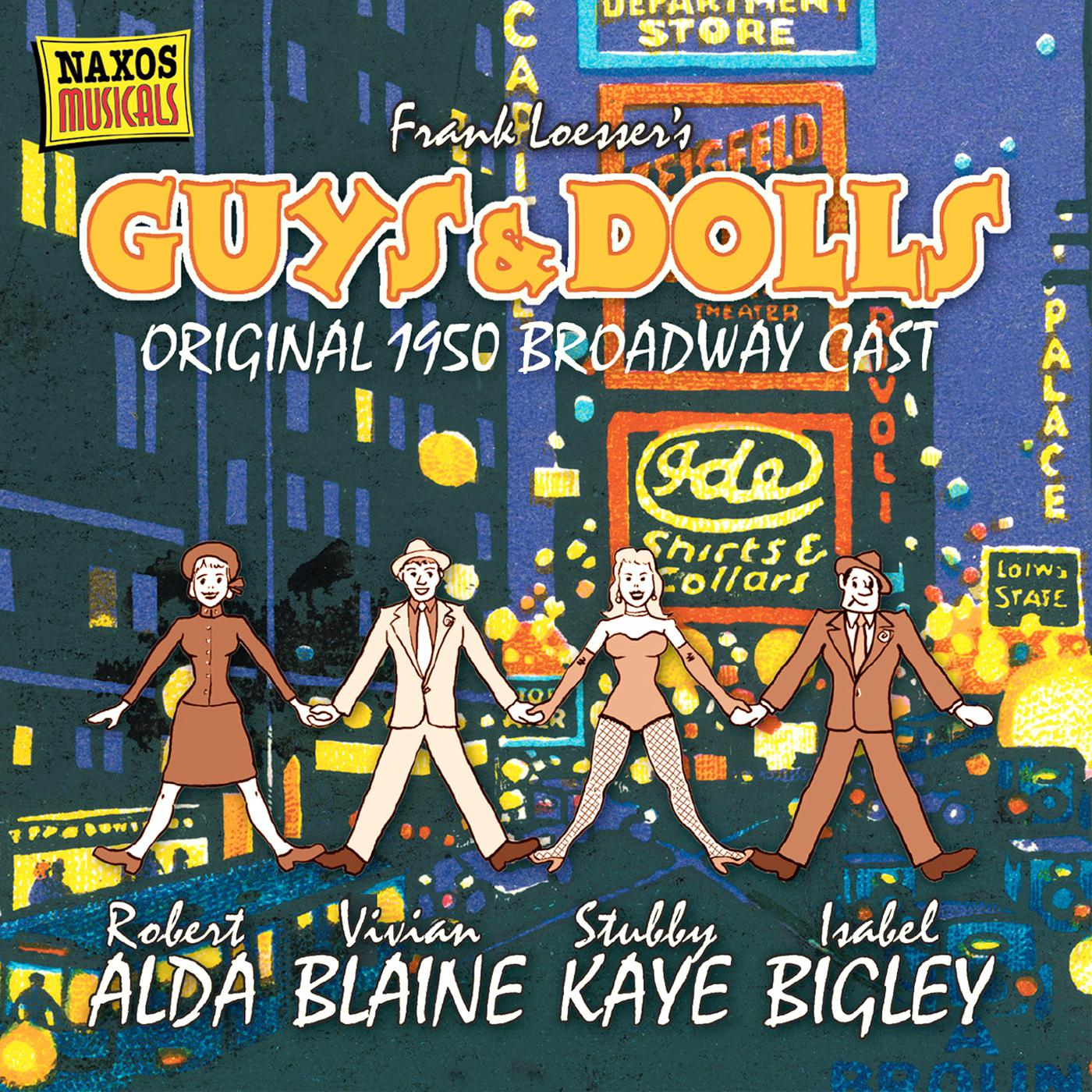 an analysis of frank loessers song if i were a bell from his musical guys and dolls His fellow gamblers, nicely-nicely and benny, sympathize with him, for they have only contempt for anybody who allows himself to get deeply involved with a girl guys and dolls) meanwhile, sky masterson is pursuing sarah.