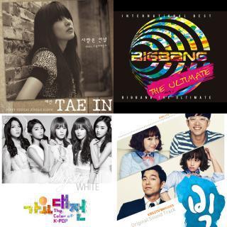 超可爱的韩语歌