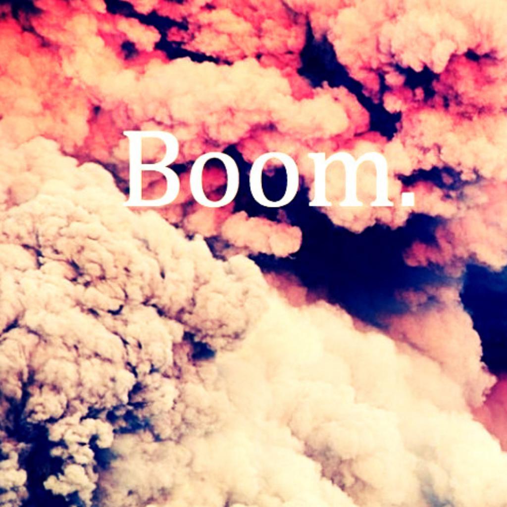 boom打击垫谱子