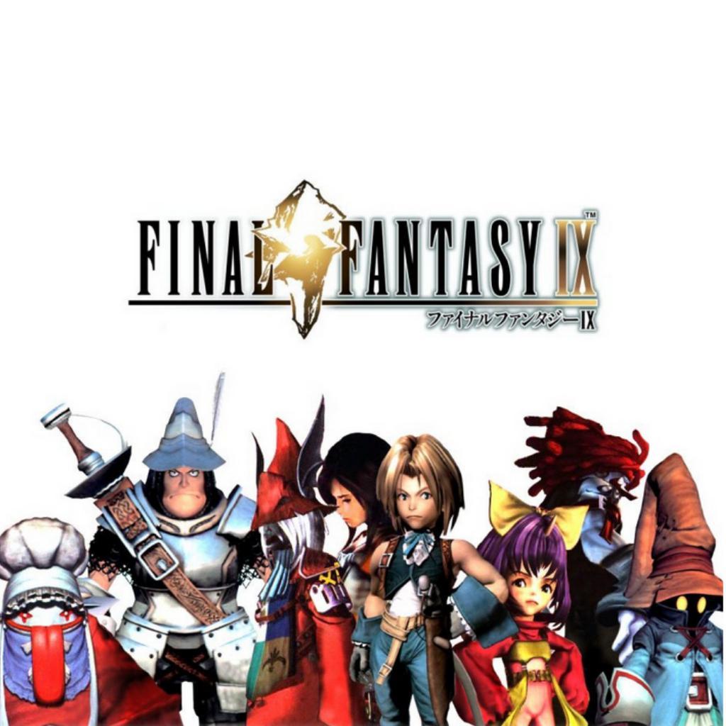 最终幻想9 final fantasy