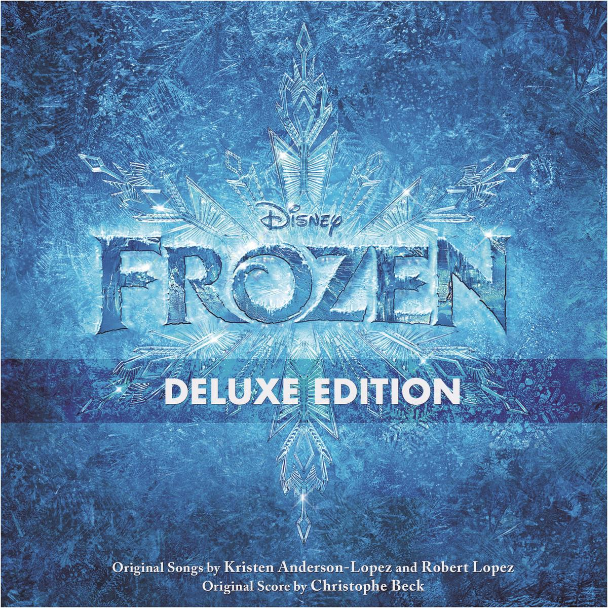 Frozen (Original Motion Picture Soundtrack / Deluxe Edition)