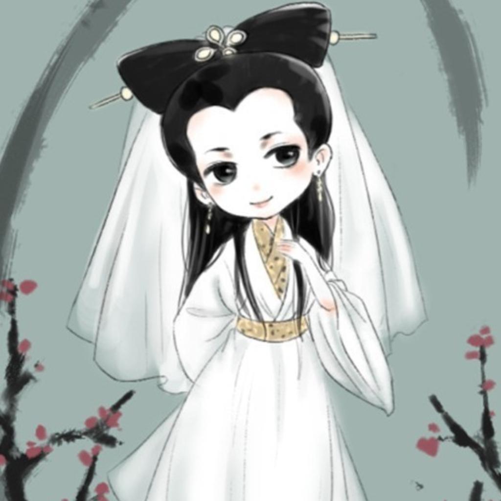 白娘子 卡通图片