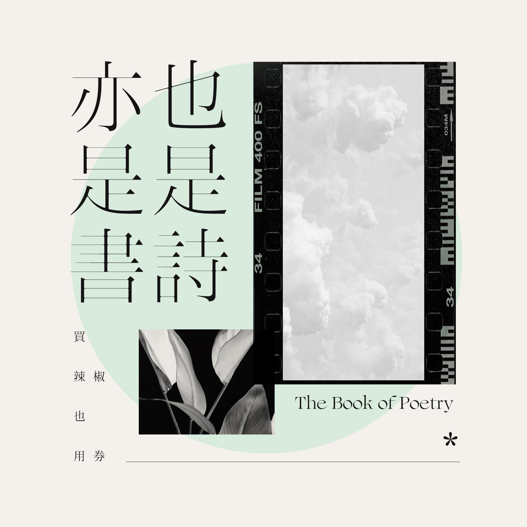 亦是书也是诗
