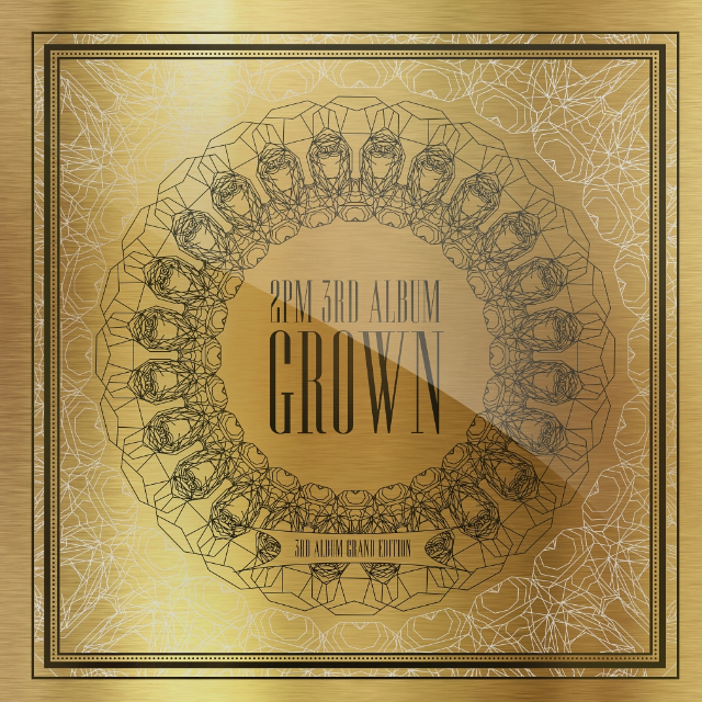 2PM 3rd Album Grown Grand Edition