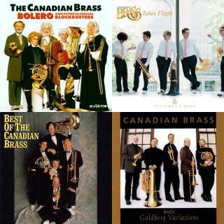 铜管五重奏(加拿大)