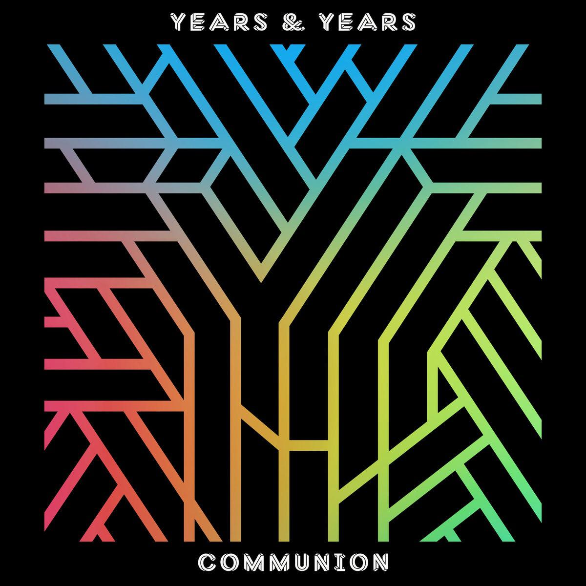 Years & Years - Eyes Shut 英国腐风
