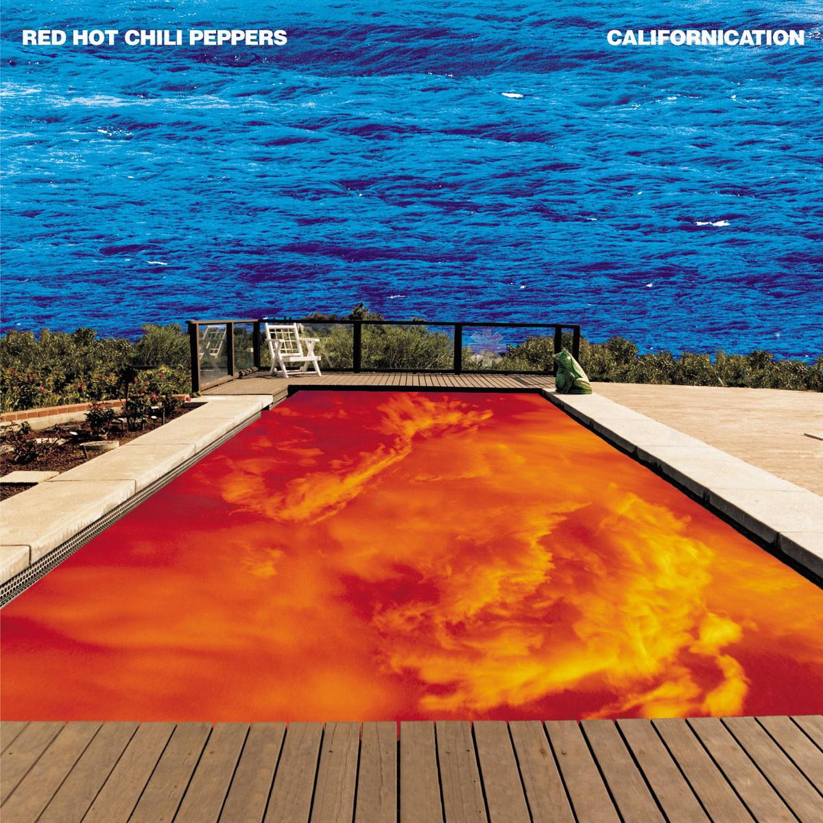 Red Hot Chili Peppers - Californication 老牌摇滚