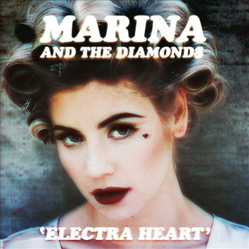 electra heart - marina and the diamonds(marina &